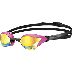 arena Cobra Core Mirror Goggle pink/black